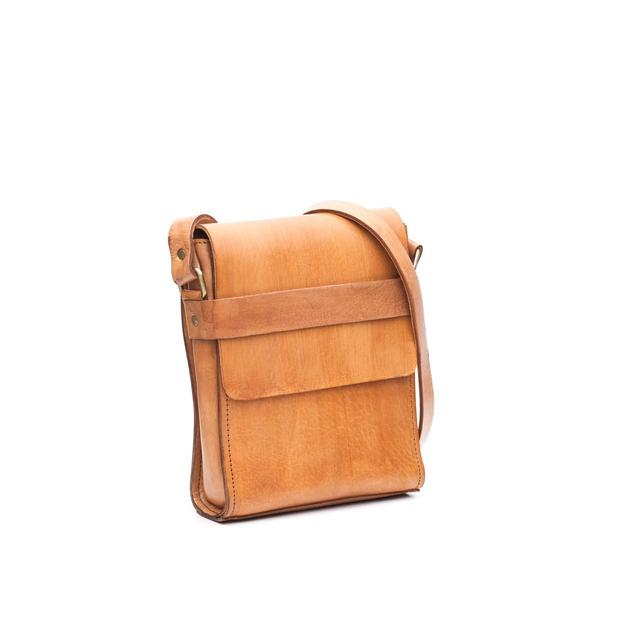 City Bag - Tan-ISMAD LONDON