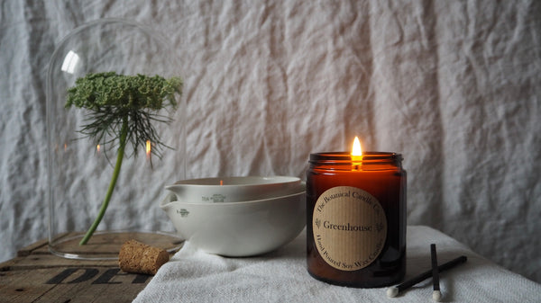 The Botanical Candle Co. Wholesale Soy Wax Candles UK
