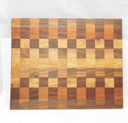 Cutting Board - Multiple Woods Edge Grain 15 - In stock ready to ship