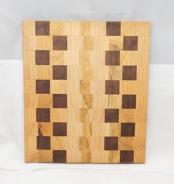 Cutting Board - Multiple Woods Edge Grain 4 - In stock ready to ship