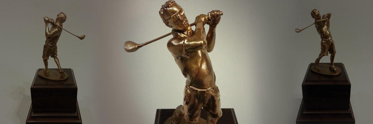 Bronze Casting and Sculptures: Trophy Making