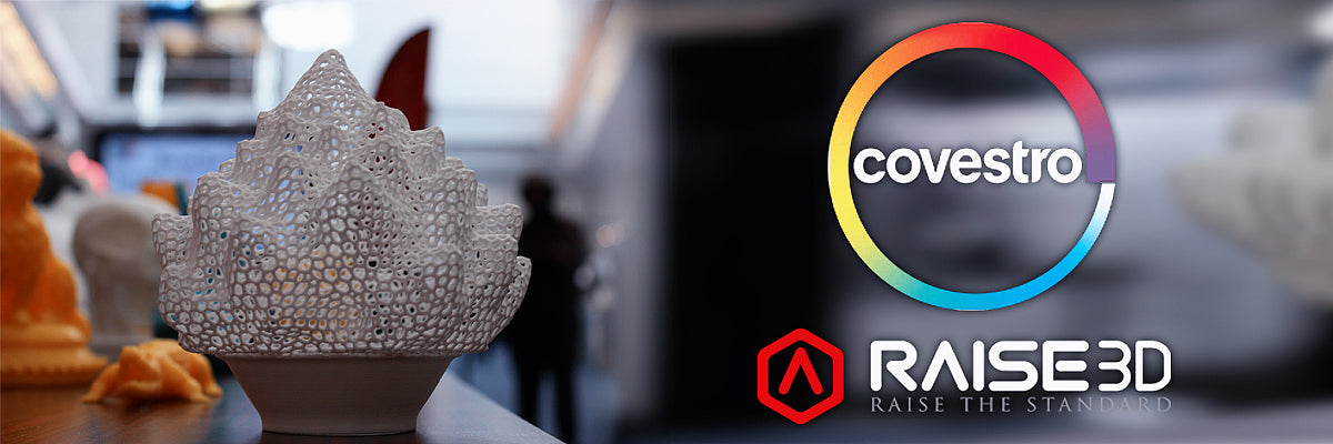 Covestro and Raise3D jointly present total solutions for 3D printing
