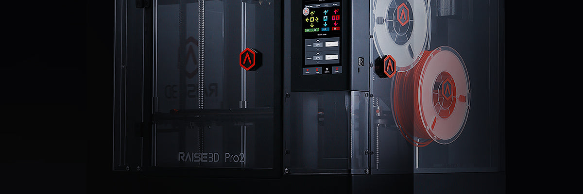 Raise3D launches Pro2 Series and strives to be the Pathfinder of Flexible Manufacturing