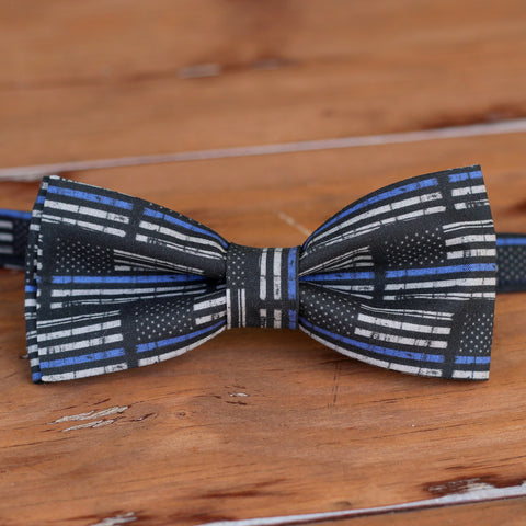 Chatham Police Support Bow Tie - Men