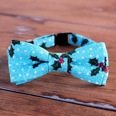 Lumsden Holly Cat Bow Tie
