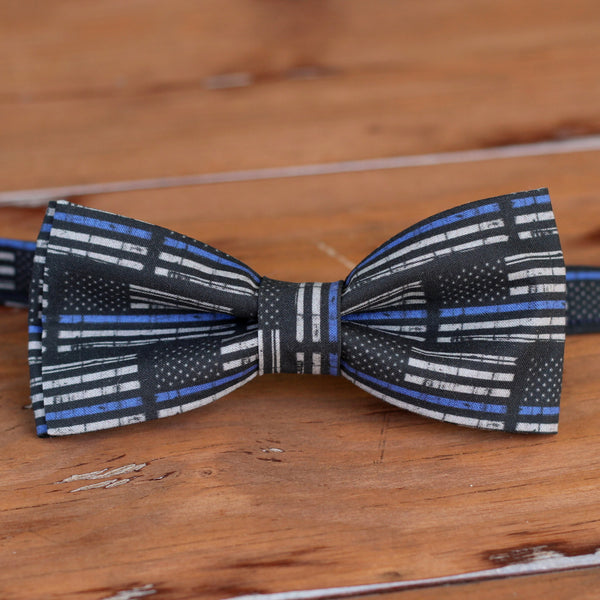 Chatham Police Support Bow Tie - Child