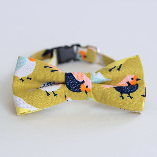 Lumsden Bird Cat Bow Tie