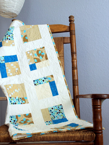 Nines Baby Quilt