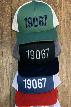 19067 Hat (multiple color options)