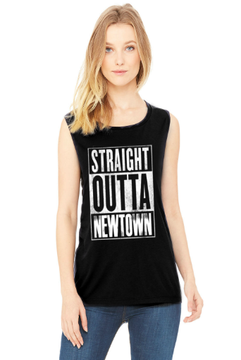 Straight Outta - Studio Tank
