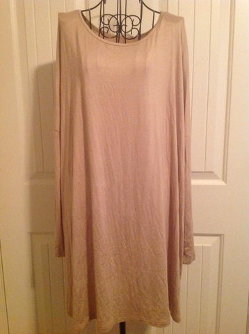 Ivory Long Sleeve Tunic