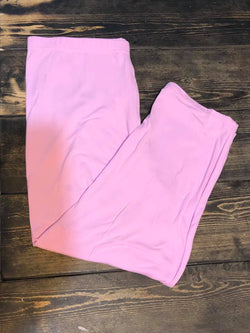 Light Pink Capri