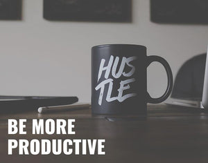 be more productive without coffee