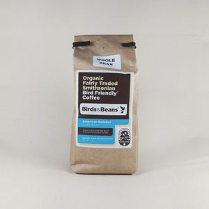 Birds & Beans Organic American Redstart Light Roast