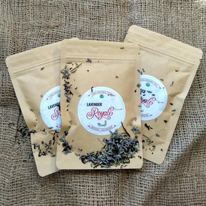 Lavender Royal Tea (4oz Sample Size)