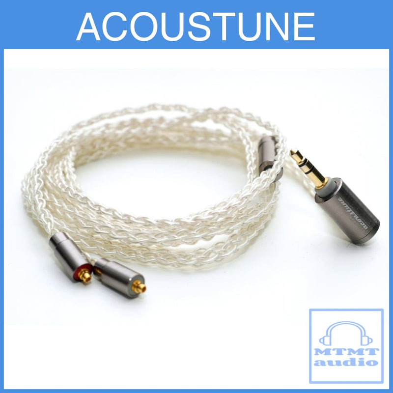 Acoustune Arc30 Arc40 Series Mmcx To 3.5Mm 2.5Mm Balanced 4.4Mm Copper Upgrade Cable