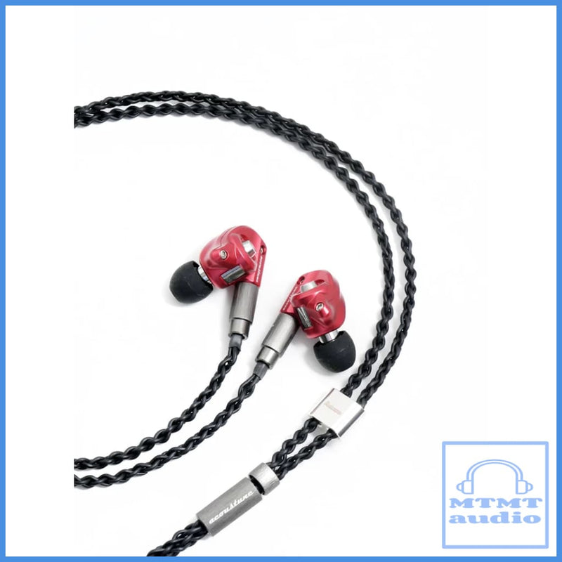 Acoustune Hs1300Ss In-Ear Iem Earphone With 3.5Mm 8-Wire Ofc Cable