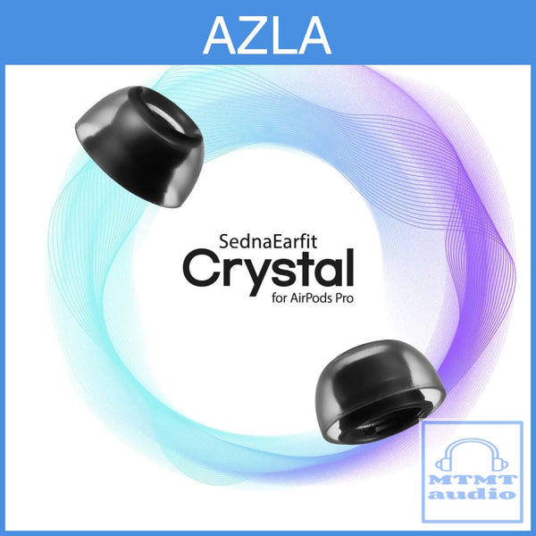 Azla Sedna Earfit Crystal Eartips For Apple Airpods Pro Eartip