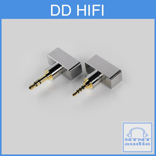 Dd Hifi Dj44B Dj44C 4.4Mm Female Balanced To 3.5Mm Or 2.5Mm Male Adapter