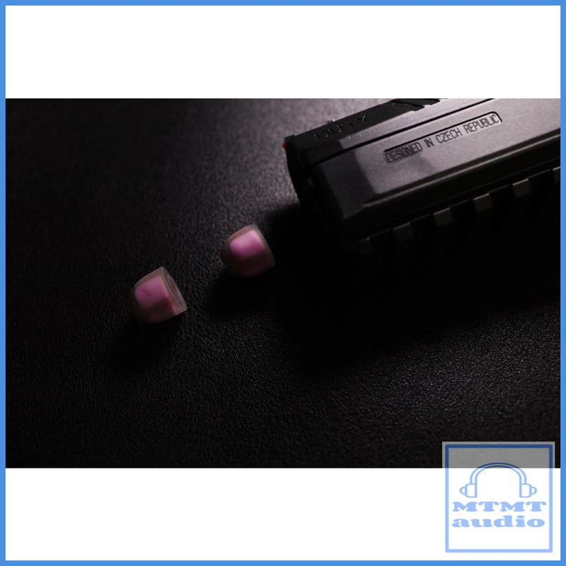 Earrbond Hybrid Silicon With Foam Inside Eartips 2 Pairs For Sony Campfire Fender Jvc Eartip