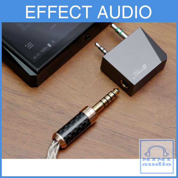 Effect Audio 4.4Mm Female To 2.5Mm 3.5Mm Male Adapter For Ak Astell Kern Digital Player Dap