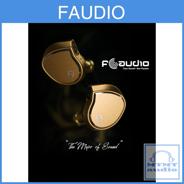 Faudio Major In-Ear Monitor Iem Earphone