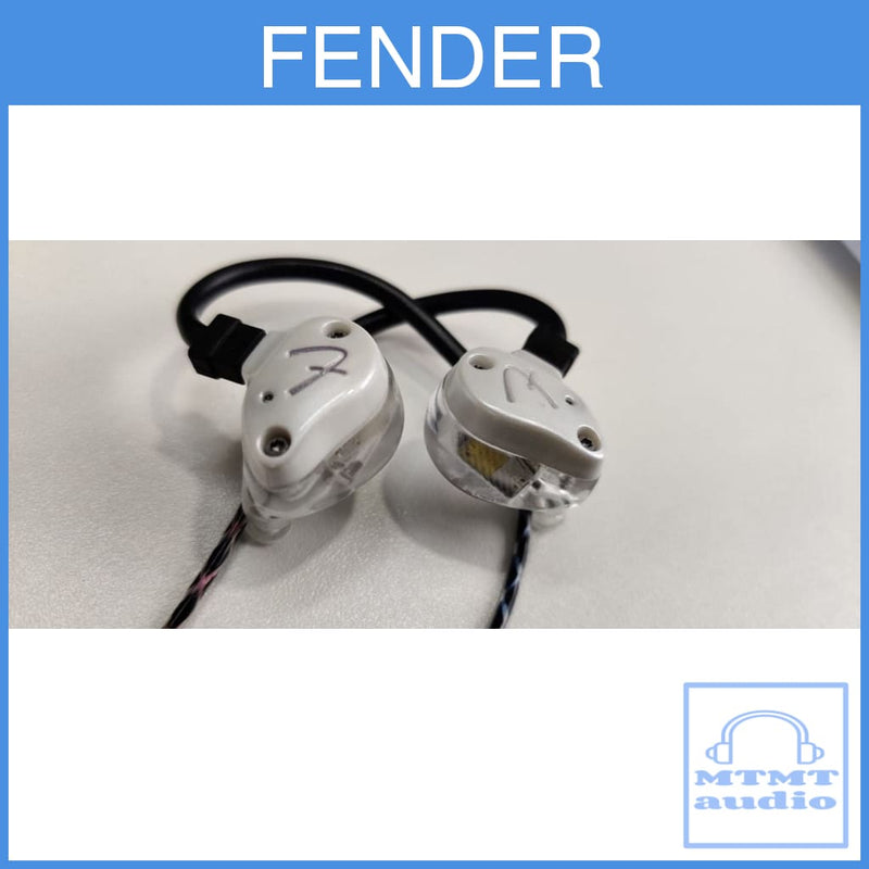 Fender Zero 4 In-Ear Monitor Four Balanced Armature Drivers Iem Earphone Headphone