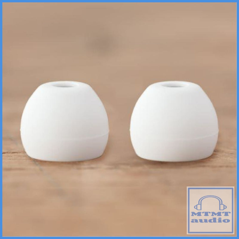 Final E Type Eartips For Earphone 3 Pairs White / Extra Small Ss Eartip