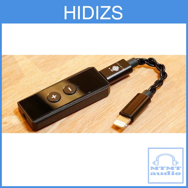 Hidizs S8 Dac Amplifier With Lightning Type C Plug For 3.5Mm Earphone