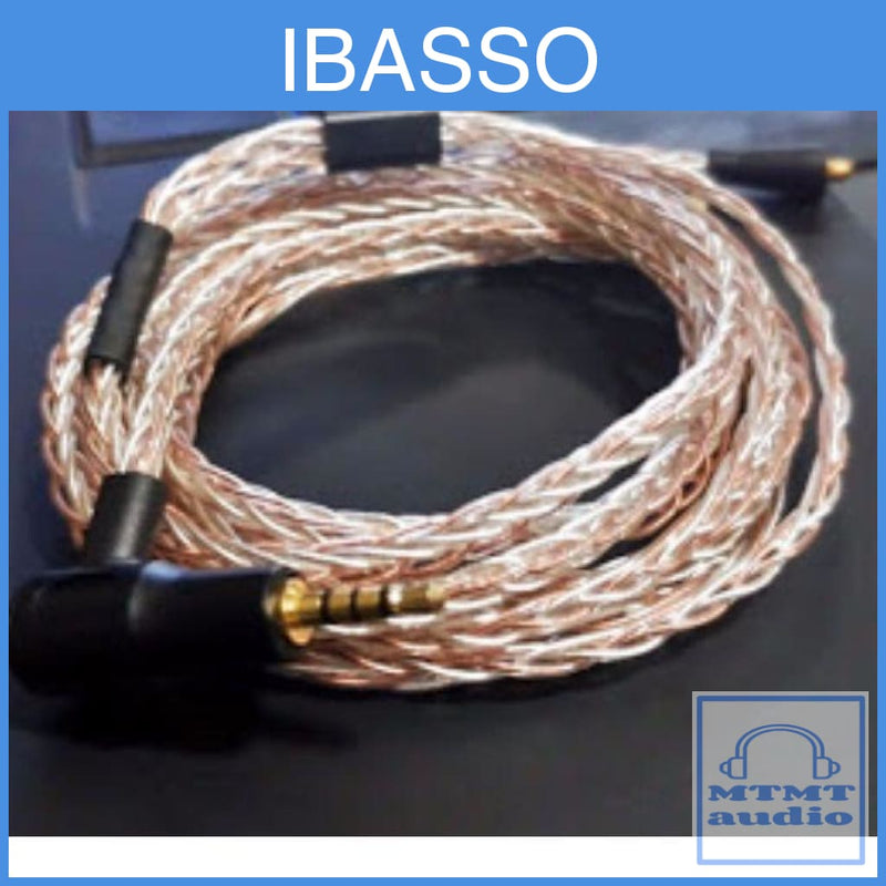 Ibasso Cb12 Bronze Single Crystal Silver / Copper Mmcx 2.5Mm Balance Upgrade Cable Shure Ue900S