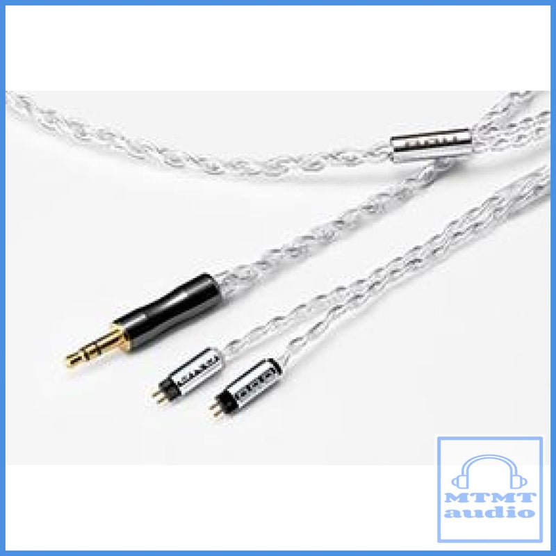 Orb Brilliant Force 4N Ofc Mmcx Cm Iem Earphone Upgrade Cable 2-Pin 3.5Mm