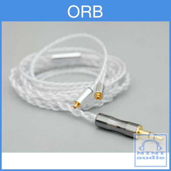 Orb Brilliant Force 4N Ofc Mmcx Cm Iem Earphone Upgrade Cable