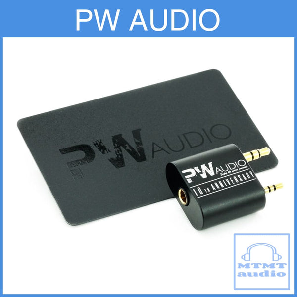 MTMTaudio Pw Audio 4.4Mm Female To 2.5Mm 3.5Mm Male Adapter For Ak Astell Kern Digital Player Dap