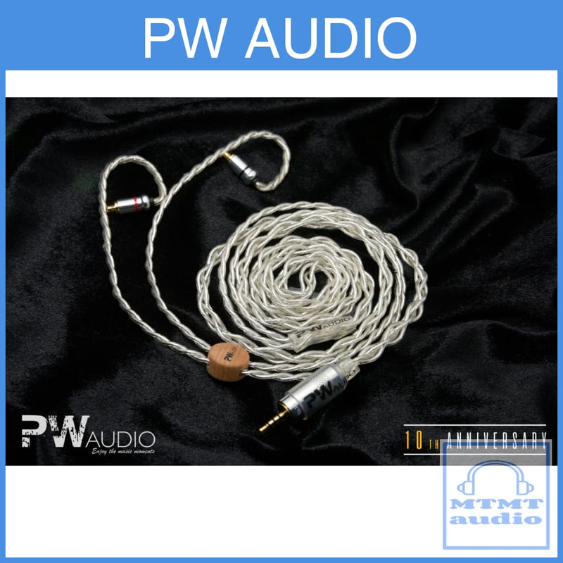 Pw Audio Anniversary Series Number 10 No.10 Earphone Upgrade Cable