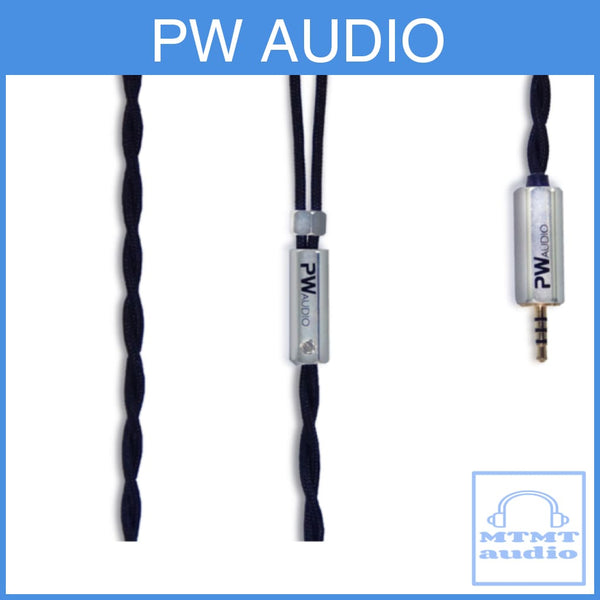 Pw Audio Flagship Series The 1960S Headphone Upgrade Cable 2-Wire 4-Wire