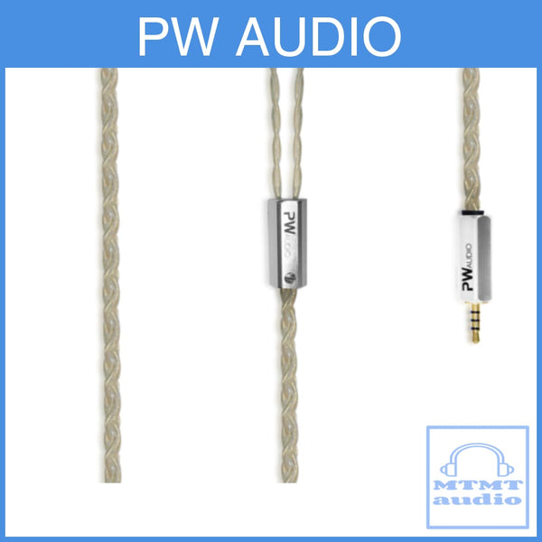 Pw Audio Flagship Series The Gold 24 Headphone Upgrade Cable