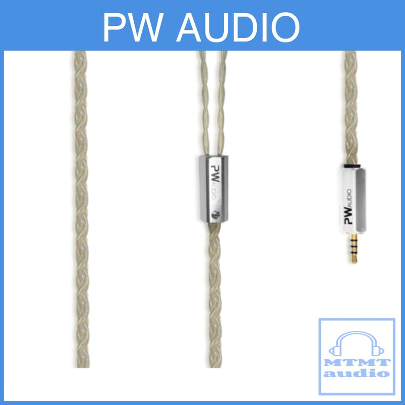 Pw Audio Flagship Series The Gold 24Pe Headphone Upgrade Cable