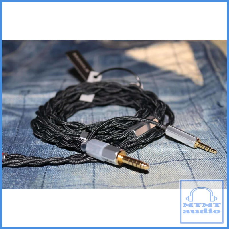 Pw Audio Monile In Shielding Headphone Upgrade Cable Cm 2-Pin / 4.4Mm Balanced