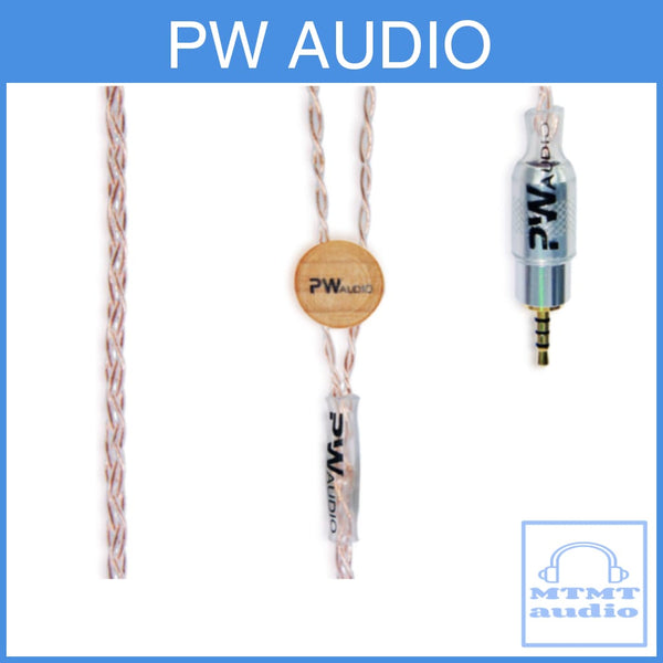 Pw Audio Se Series Ultra Copper Headphone Upgrade Cable