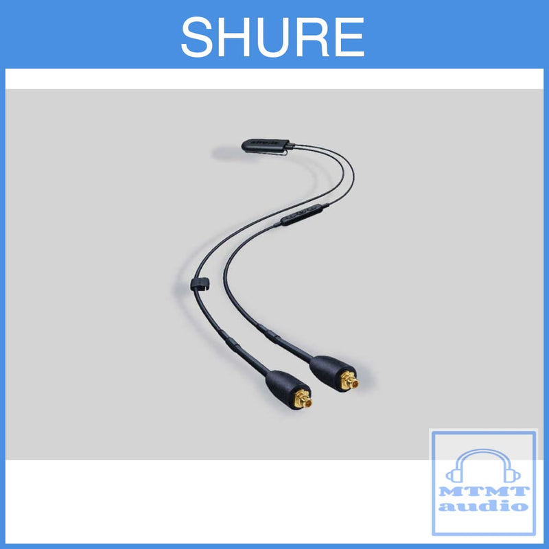 Shure Rmce Bt2 Wireless Bluetooth Mmcx Cable Device