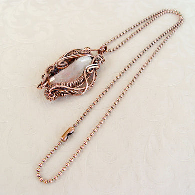 Wire wrapped jewelry - Michelle Louise Inspirations