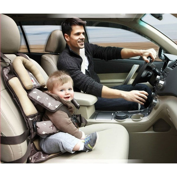 Premium Baby to Toddler Safety Car Seat - Baby Belief