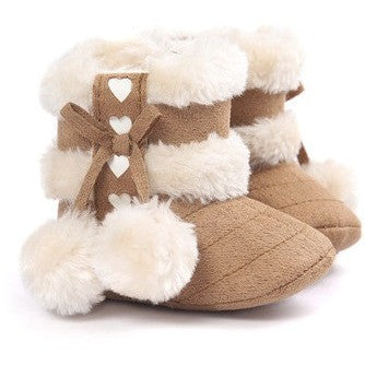 Warm Winter Baby Boots - Baby Belief
