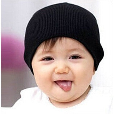 2017Fashion Baby Beanie Boys/Girls Soft Hat Warm Winter Cap - Baby Belief