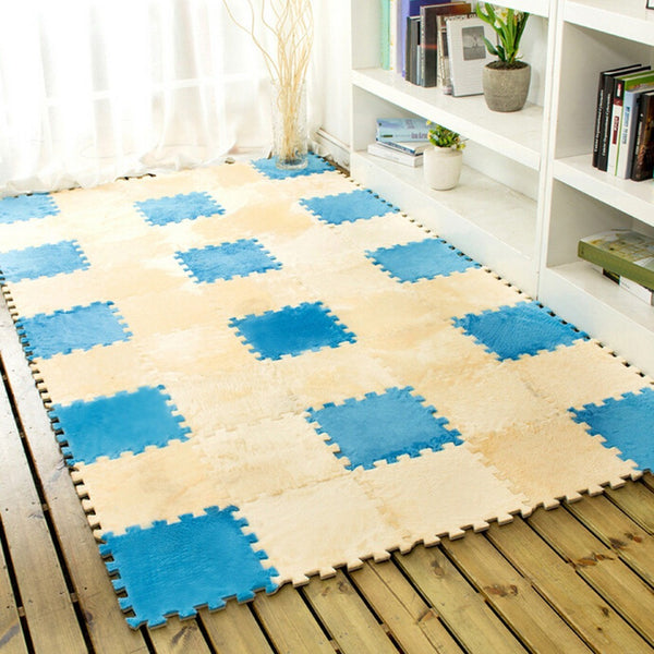 EVA Foam Puzzle Mat High Quality Non-Toxic - Baby Belief