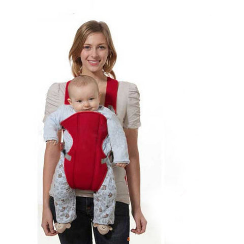 Front Facing Baby Carrier 2-24 Months - Baby Belief
