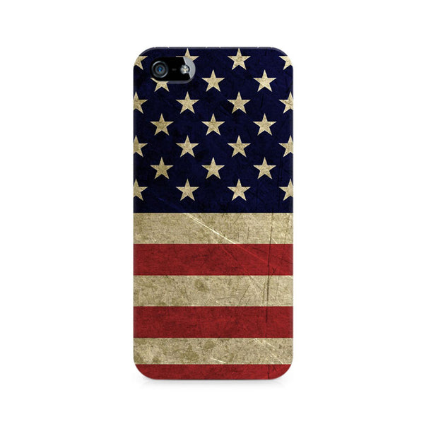 America Premium Printed iPhone 4/4S Case