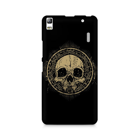 Ancient Skull Premium Printed Lenovo A7000 Case
