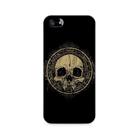 Ancient Skull Premium Printed iPhone 4/4S Case