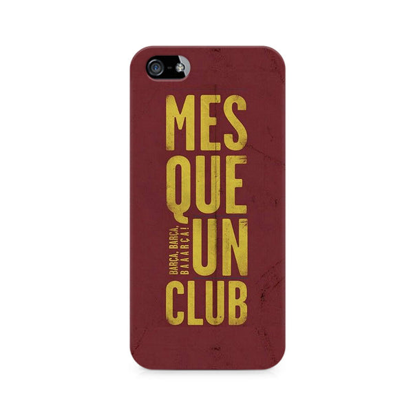 Barca Barca Premium Printed iPhone 4/4S Case